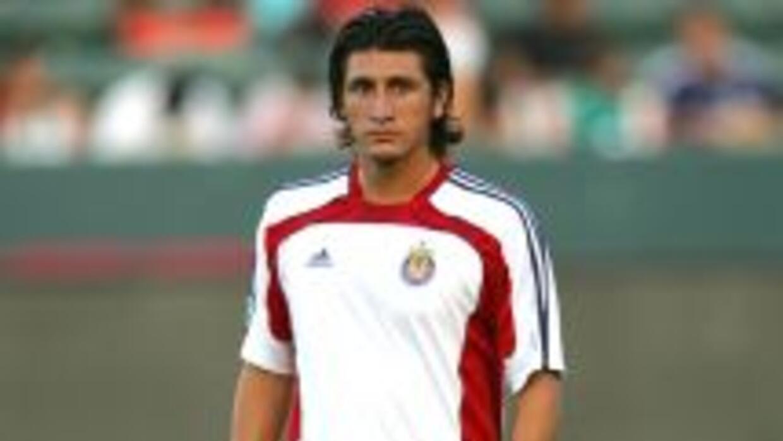 El grandote Carlos Borja regresa a Chivas USA por tercera vez, junto a é...