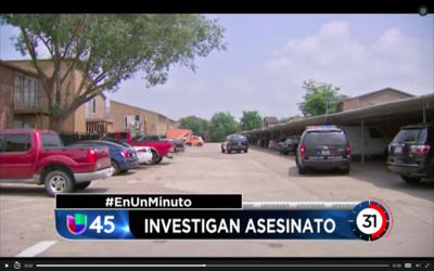 En Un Minuto Houston: Investigan la muerte de un joven que fue baleado d...