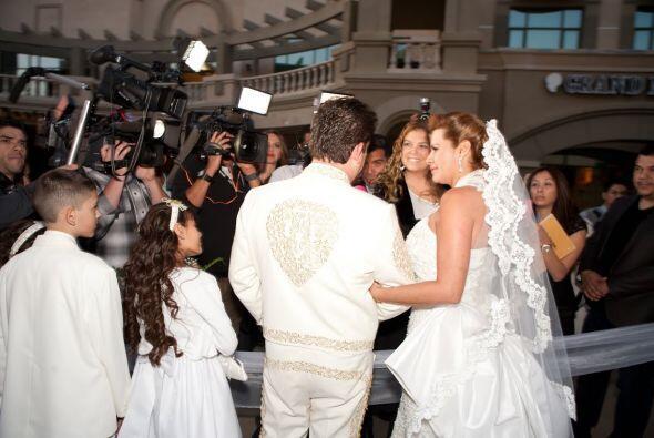 Carmen Jara boda