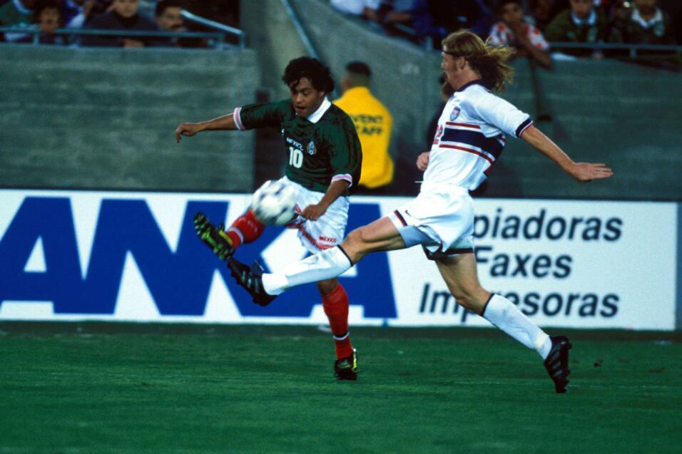 Historia de la maldición de Columbus: México vs Estados Unidos OK 1998 C...