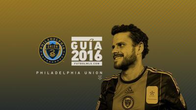 Philadelphia Union 2016 Guia
