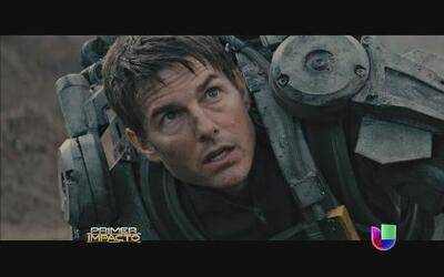 Tom Cruise se volvió 'inmortal' en 'Edge Of Tomorrow'