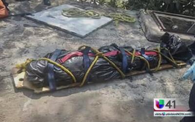 Comunidad mexicana recibió agua contaminada por un cadáver
