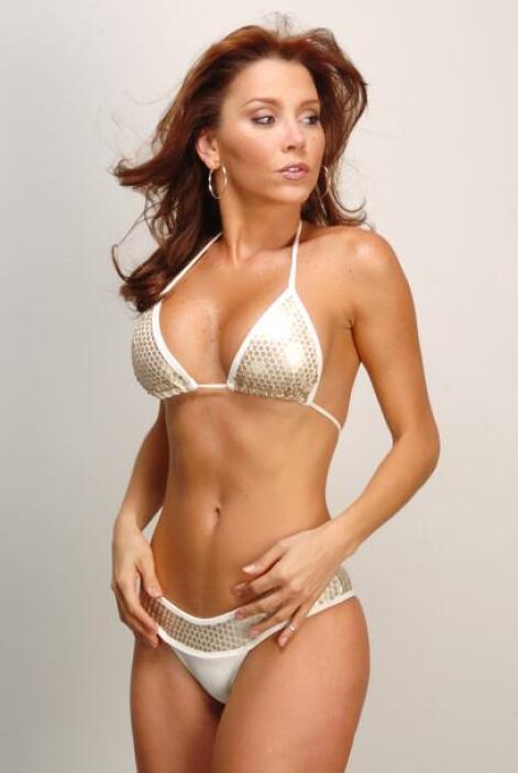 Gracias a su belleza se convirtió en Miss Sudamérica.