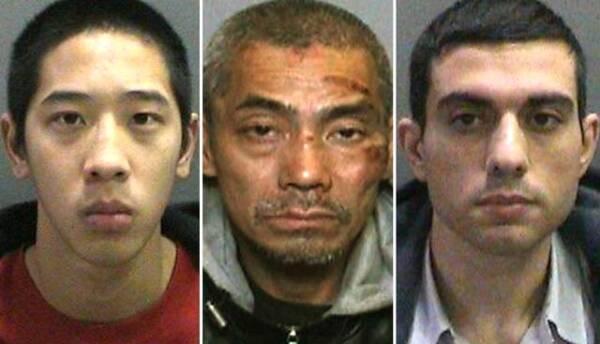 Fugitivos Santa Ana