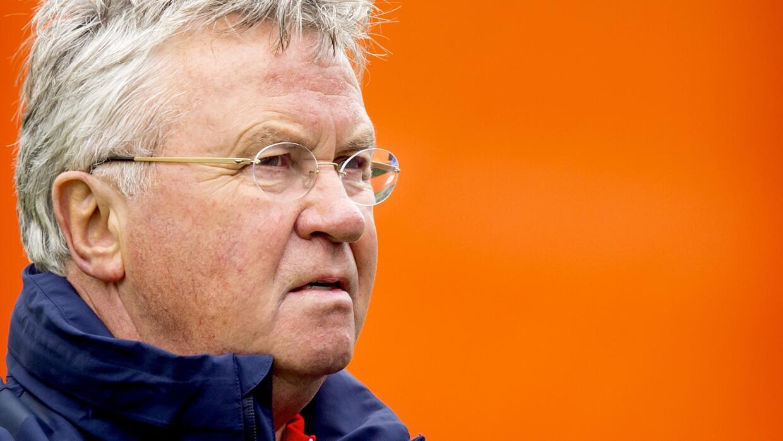 Guus Hiddink dirigirá al Chelsea