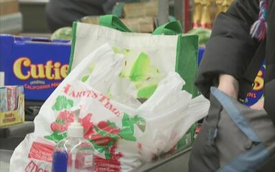 Impuesto a bolsas plásticas y de papel entra en vigencia el primero de f...