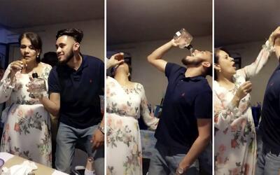 Así es como una madre descubre que a su hijo le gusta el tequila más de...
