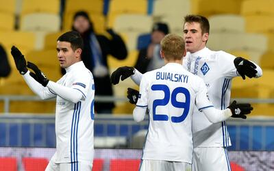 Dinamo Kiev vs. Besiktas