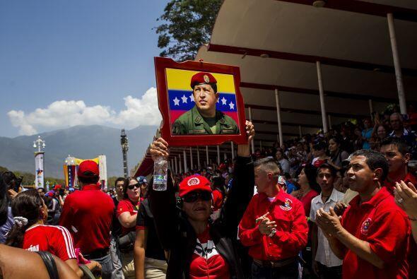 """Maduro dijo que las delegaciones extranjeras han podido """"constatar"""" que..."""