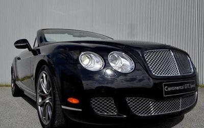 La marca inglesa presentó la versión 80-11 del Continental GTC Speed que...