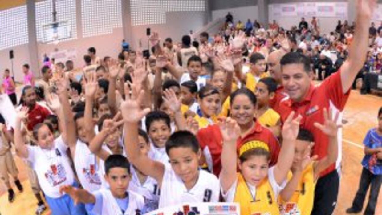El secretario del DRD, Ramón Orta, se mostró entusiasmado con la activid...