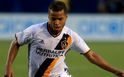 Giovani dos Santos anotó el golazo de la jornada den la MLS