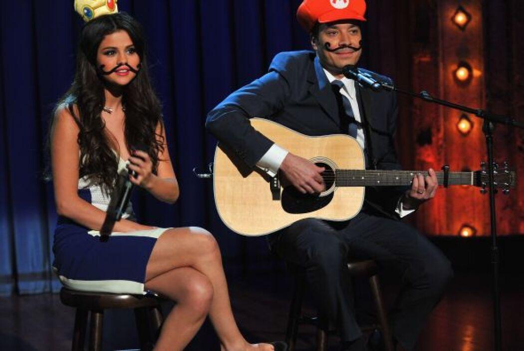 En esta ocasión Gomez no mencionó ni por error a su ex novio, Justin Bie...
