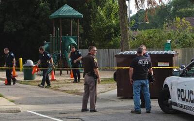 Apuñalan a niño de 9 años en un parque en Michigan