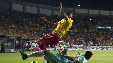 Monarcas empató 1-1 con Santos