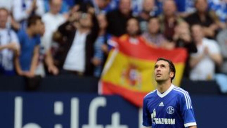 El cuadro alemán quiere mostrar su agradecimiento a Raúl por lo hecho en...