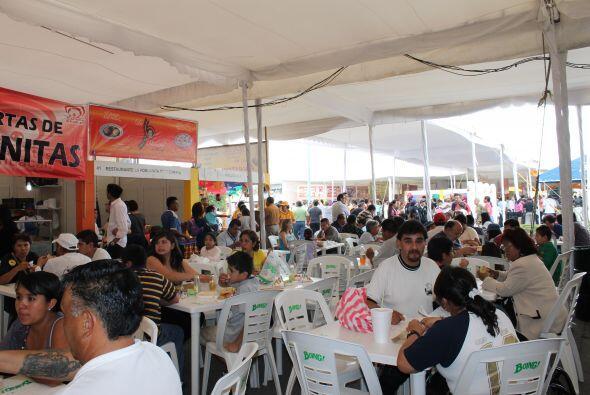 Entre música y pachanga, más de 270 mil personas disfrutaron de la feria...