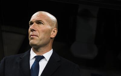 """Zidane fastidiado del tema James con la prensa: """"No quiero contestarles..."""