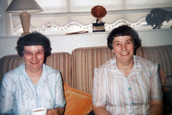 Jessie y Joan han pasado los años haciendo las mismas cosas, fuer...