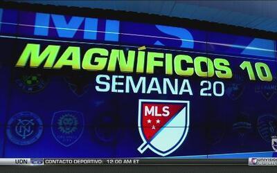 Los Magnificos 10 de la Semana 20 en la MLS