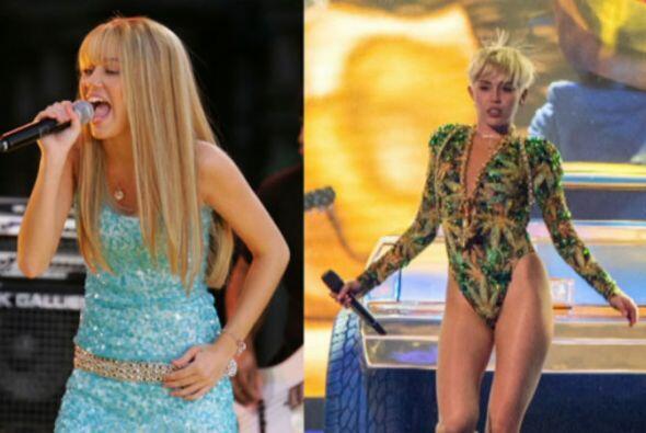 Todos sabemos que Miley Cyrus tiene mucho qué enseñar y nos queda claro...