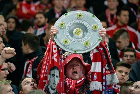 La aficiona llegaba al Olímpico de Berlin con el título en la mira.