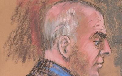 Se presenta en corte el expolicía acusado de matar a cuatro mexicanos en...