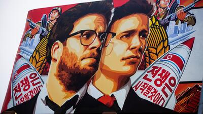 Salen a la luz las escenas prohibidas de 'The Interview'
