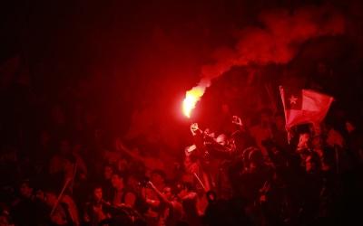 Tres personas murieron en los festejos por el título de Chile