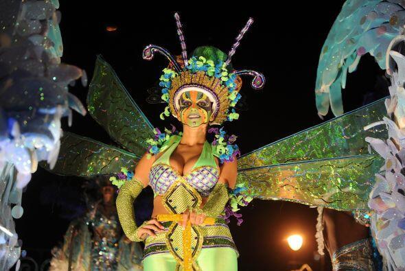 El alcalde Araya dijo que '¡gracias Costa Rica! Este festival lo hemos p...
