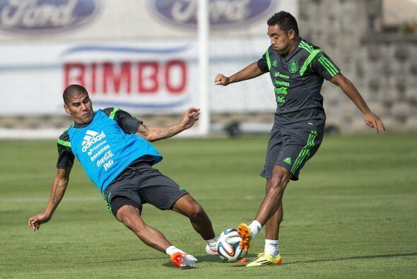 Salcido no tuvo su mejor temporada en lo futbolístico, pero su experienc...