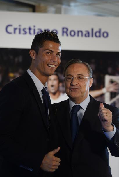 Entonces 'Sport' concluye que el dirigente madridista ya tomó la...