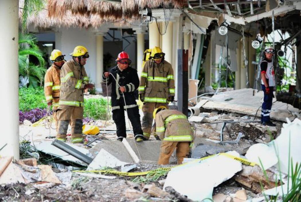 En tanto, el gobierno de México expresó sus condolencias a las familias...