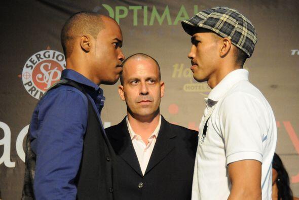 La pelea es una eliminatoria mandatoria por el título que ahora p...