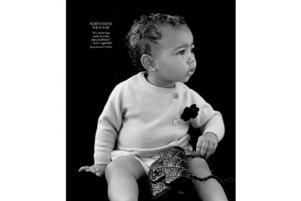 Incluso, la posa en portadas. Nori debutó como modelo en la revista de m...