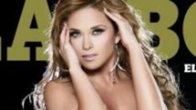 Erika Garza en Playboy