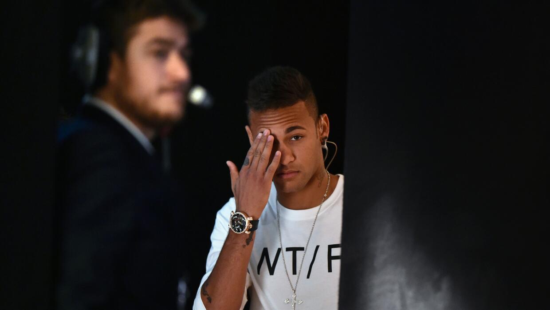 Neymar será interregodo por el juez