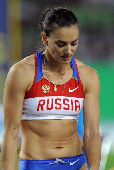 La rusa fue medallista en los Juegos Olímpicos de Atenas 2004 y e...