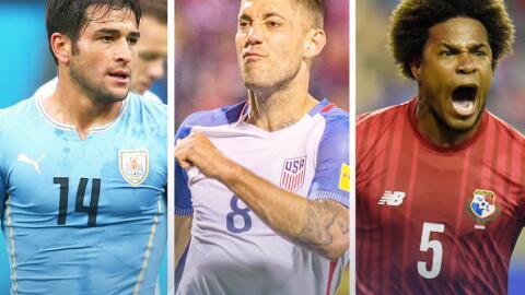 Jugadores de la MLS convocados para la fecha fifa de marzo 2017