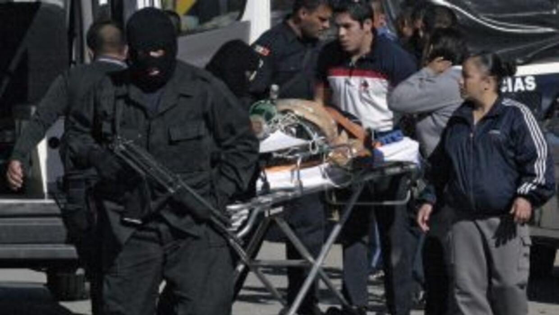 Un grupo de sicarios asesinó a tiros a Hermila García.