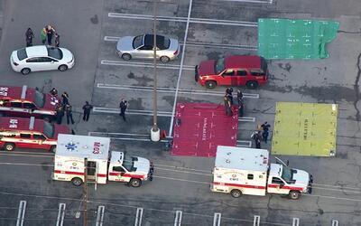 Nueve personas resultaron heridas tras un tiroteo en el suroeste de Houston