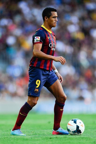 Con la llegada del argentino Gerardo 'Tata' Martino, Alexis se ha conver...