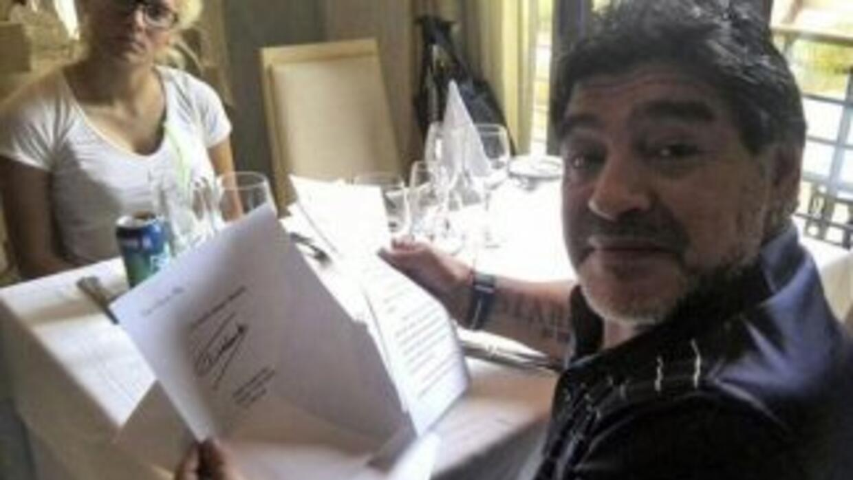 Con la carta del cubano, se desmienten los rumores de su muerte.