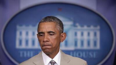 """Obama: """"No tenemos una estrategia contra ISIS aún"""""""