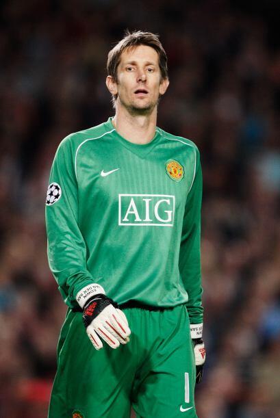 El arquero del Manchester United cumplió una gran actuación en el triunf...