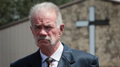 """El Pastor Terry Jones aseguró que """"ni hoy ni nunca"""" quemará los Coranes."""