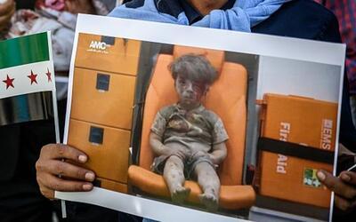 La guerra de Siria es la primera transmitida por Internet
