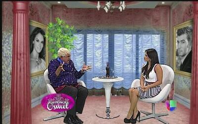 Jackeline Fontanéz visita a Osmel