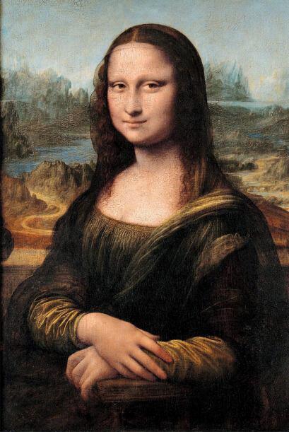 La Mona Lisa ya no es solo el cuadro más famoso del mundo; ahora...